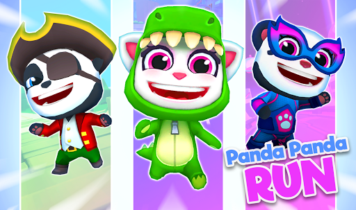 Panda Panda Run: Panda Running Game 2021  screenshots 20
