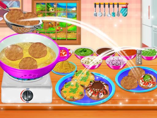 Panipuri Maker - Indian Street Food apkpoly screenshots 8