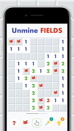 Minesweeper Puzzle Game - Free For Android 4.0 screenshots 1