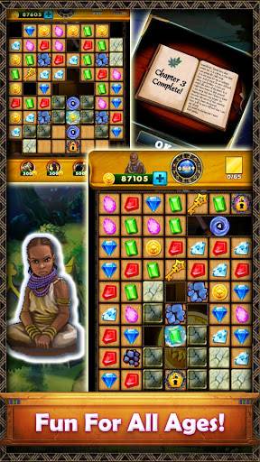 Gem Quest Hero - Jewels Game Quest 1.0.9 screenshots 3