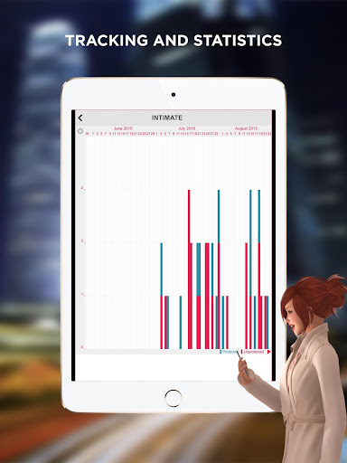 Ladytimer Ovulation & Period Calendar android2mod screenshots 12