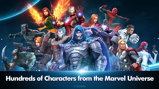 MARVEL Future Fight Mod Apk 7.3.0 [Gold/Crystals/Energy] for android 1