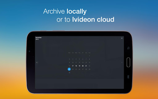 Video Surveillance Ivideon modavailable screenshots 13