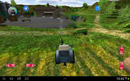 Tractor Farm Driving Simulator apkslow screenshots 10