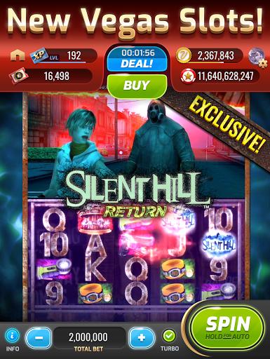 my KONAMI Slots - Casino Games & Fun Slot Machines screenshots 2