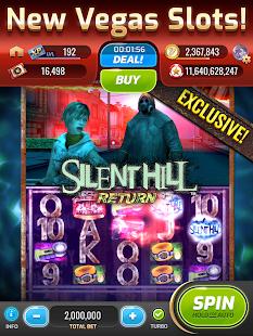 my KONAMI Slots - Casino Games & Fun Slot Machines 1.61.1 screenshots 2