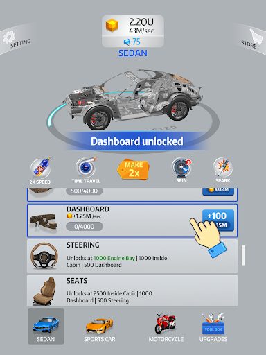 Idle Car 2.2 screenshots 7