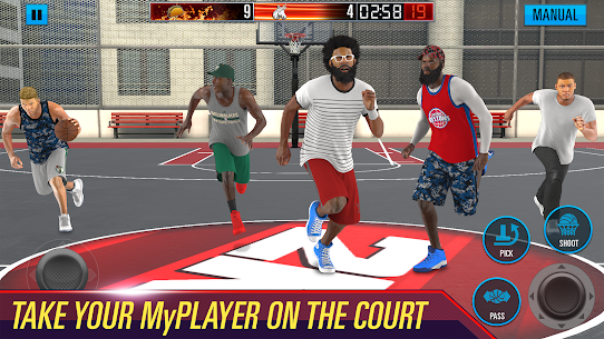 NBA 2k21 Apk + OBB (Latest) For Android 7