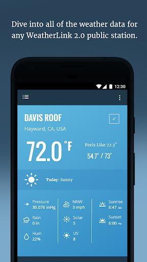 WeatherLink 2.1.030 screenshots 2