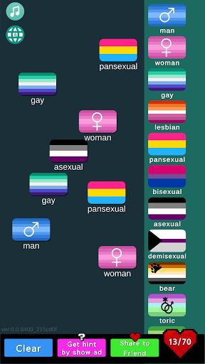 LGBT Flags Merge!  screenshots 6