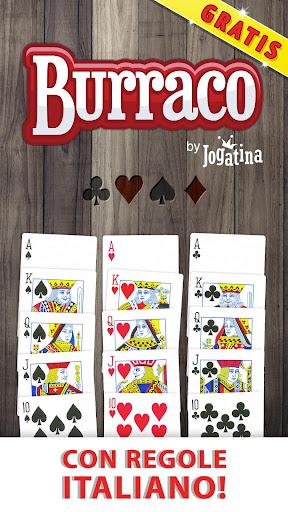 Burraco Online Jogatina: Carte Gratis Italiano  screenshots 1