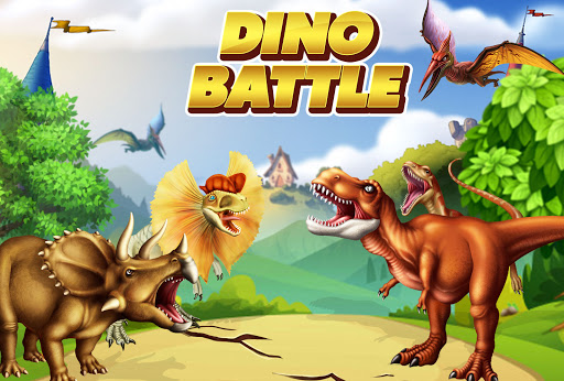 Dino Battle 12.30 screenshots 1