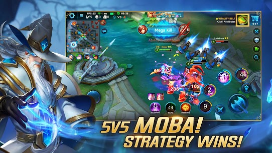 Heroes Evolved MOD Apk 1 (Free Shopping) 1