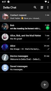 Delta Chat 1.22.1