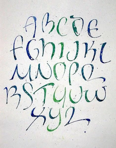 Calligraphy Lettering 1.0 Screenshots 9