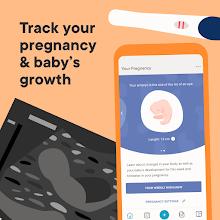Clue Period Tracker, Cycle & Ovulation Calendar screenshot thumbnail