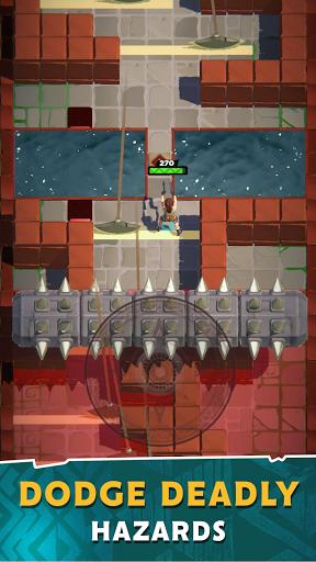 Tomb Raider Reloaded apkdebit screenshots 4