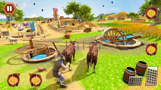 Free Village Farm Vintage Farming  Village Simulator 4