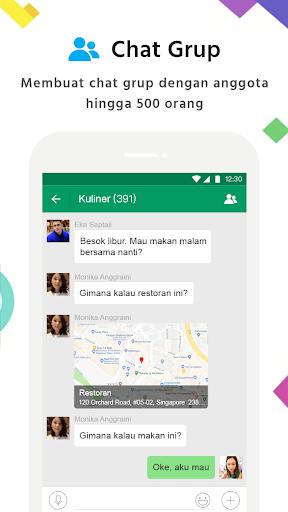 MiChat – Chat Gratis & Bertemu dengan Orang Baru