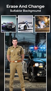 Police Photo Suit for Mens and Womens Photo Editor Apk app for Android 5