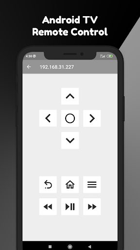 Remote for Android TV 1.3 screenshots 4