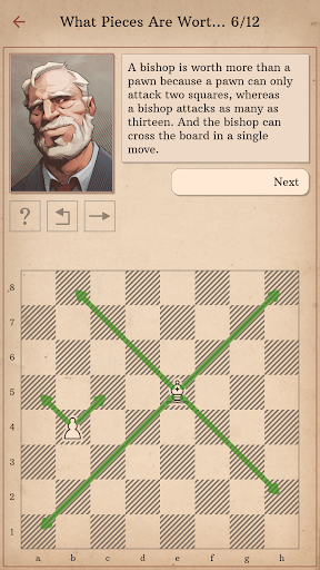 Learn Chess with Dr. Wolf 1.14 screenshots 2