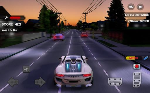 Race the Traffic Nitro 1.5.5 screenshots 1