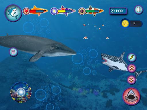 Ocean Shark Simulator u2013 Animal Attack Simulator 0.1 screenshots 7