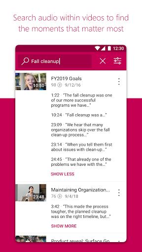 Microsoft Stream  Screenshots 4