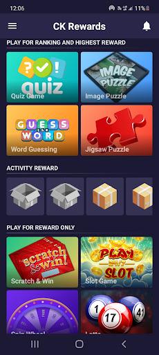 CK Rewards screenshots 1