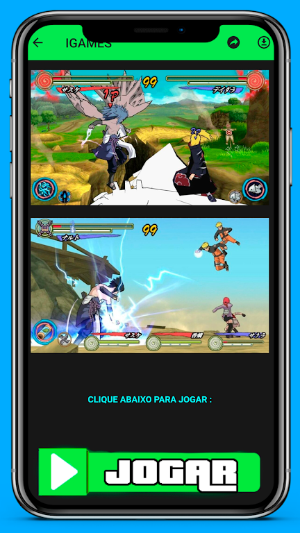 IGAMES MOBILE poster 2