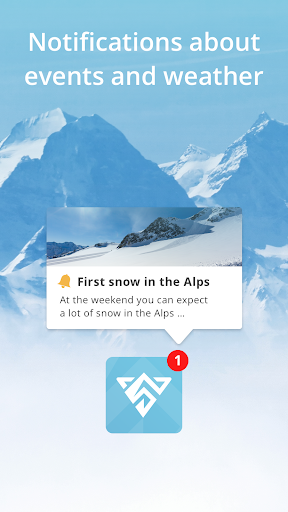 Snowthority: ski, snow, lift, slope map & ski info 1.36.0 Screenshots 4
