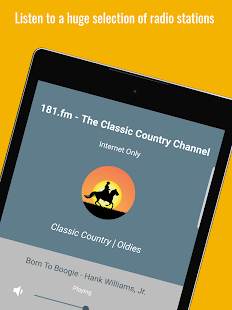 Classic Country Radio Stations
