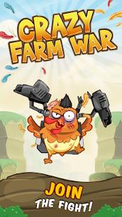 Crazy Farm War : Bird Invasion Hack & Cheats Online 5