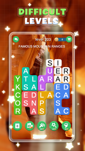 Word Jigsaw Puzzle screenshots 4