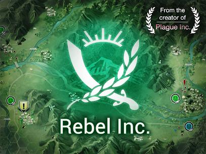 Rebel Inc Mod Apk (Premium Purchased/All All Maps Unlocked) 7