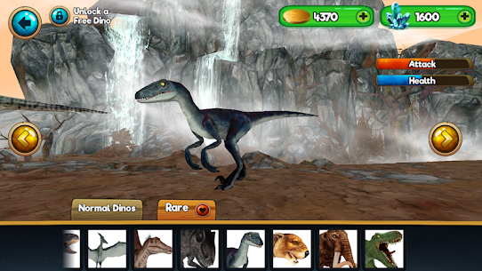 Dino World Online  For Pc – Free Download For Windows 7, 8, 8.1, 10 And Mac 1