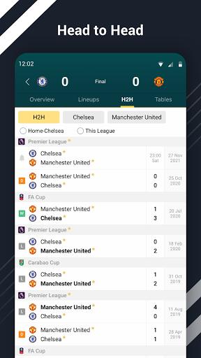Bee Sports u2013 Football live scores apktram screenshots 3