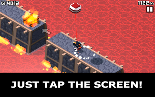 zigzag ninjado screenshot 3