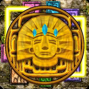 Mayan Secret  Matching Puzzle