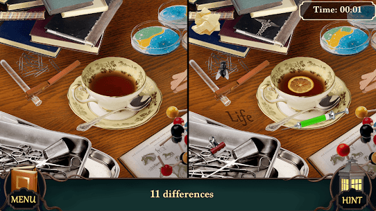 Mystery Hotel – Seek and Find Hidden Objects Games Mod 1.0.121 Apk [Unlimited Preview] 4