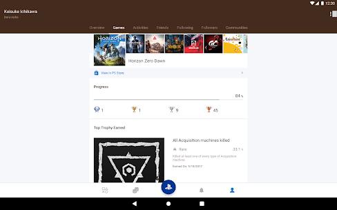 PlayStation App 9