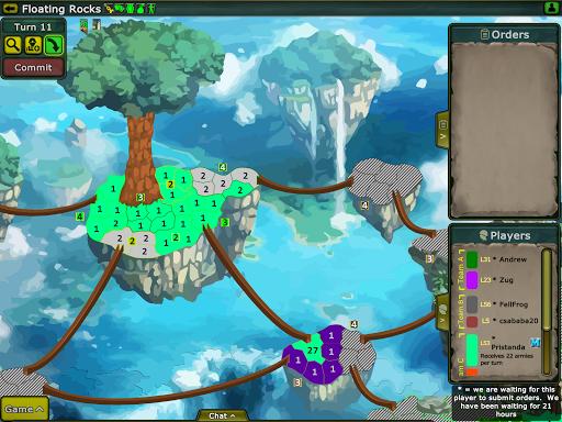 Warzone - turn based strategy v5.07.1.1 screenshots 10