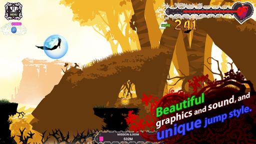 Jumpy Witch  screenshots 4