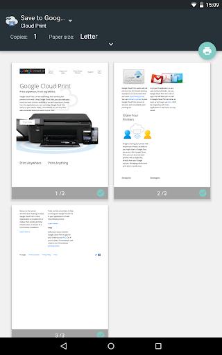 Cloud Print 1.43 Screenshots 12