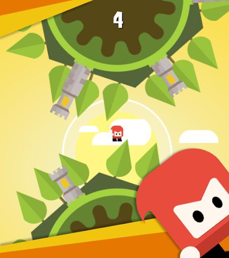 my hero colorful: arcade game screenshot 1