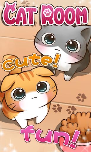 Cat Room - Cute Cat Games 3.0.8 Screenshots 1
