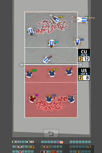 Spike Masters Volleyball 5.2.5 screenshots 1