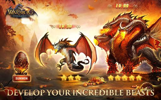 War and Magic: Kingdom Reborn apkpoly screenshots 10