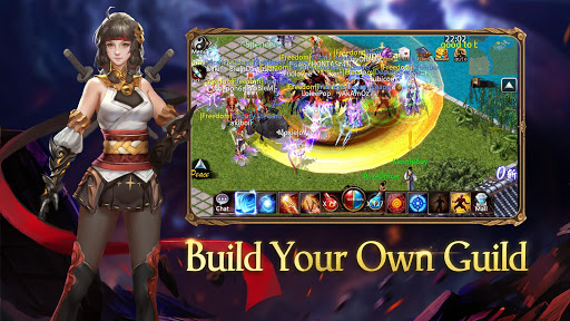 Conquer Online - MMORPG Action Game 1.0.8.0 screenshots 15